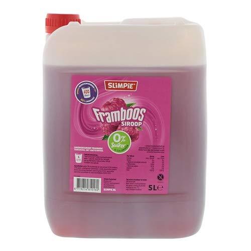 Slimpie - Himbeere Limonaden-Sirup - 5 Liter