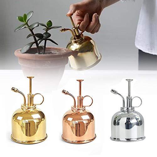 Barley33 Water Mister, 300ml Mini Kupfer Pflanze Blume Gießkanne Topf Sprühflasche Garden Mister Sprayer