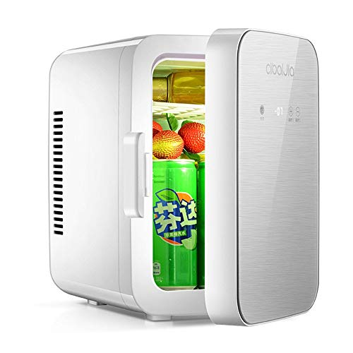 Great Features Of Compact Refrigerator High Portable Cooler Mini Fridge DC12V AC220V 8L Car Refriger...