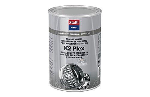 Krafft M121276 - Grasa k2 plex lube 1 kg