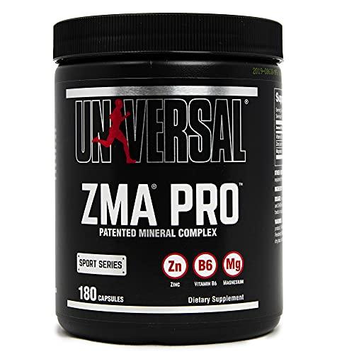 Universal Nutrition Zma Pro Supplément 180 Gélules