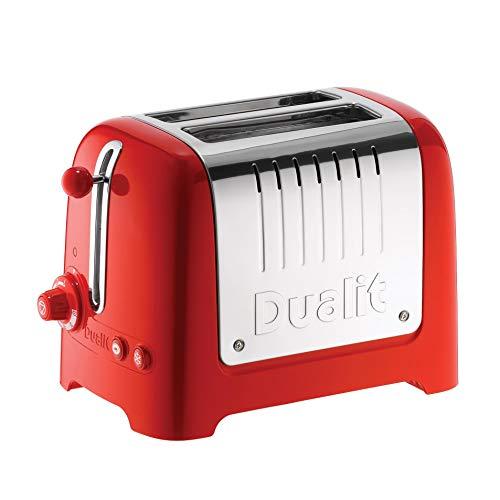 Lite 2-Scheiben Toaster, rot BxHxT 27x20x17cm mit EU Stecker