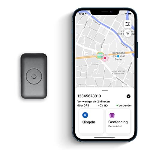 GoFind Markus Kleiner GPS Tracker mit 2-5 Tagen Akkulaufzeit