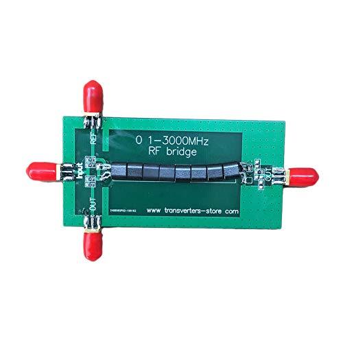 Grün Compact Rf-Brücke,5-3.000 Mhz Vna Return Loss VSWR Swr Spiegelung Brücke Antenne Elektronik-Modul High Performance