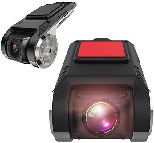 Mini precipitare camma della macchina fotografica dell'automobile DVR Full HD 1080 P G-sensore della macchina fotografica del veicolo registratore video digitale Android Media Player