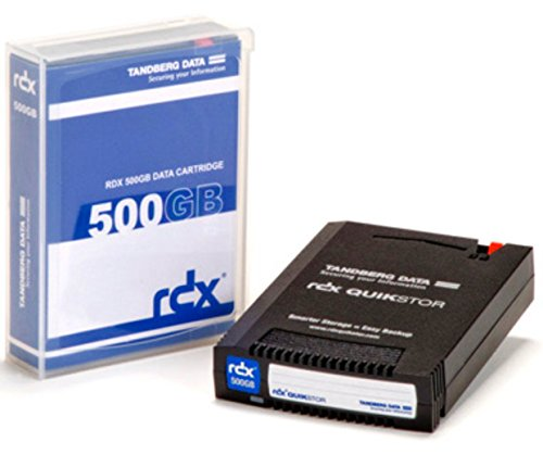 Tandberg Data 8541-RDX - Cartucho Tandberg RDX 500GB