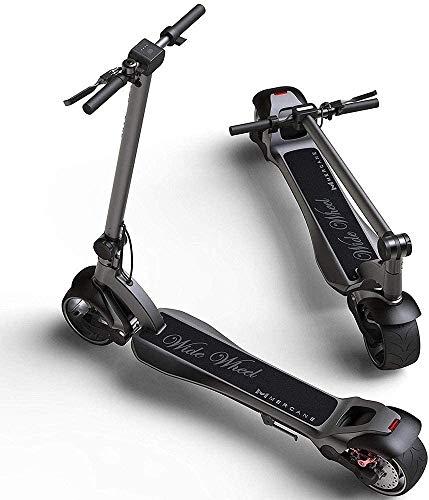 Xiaokang Scooter eléctrico Seguro aleación de Aluminio 9 Pulgadas ciclomotor Plegable Plegable Scooter 500W