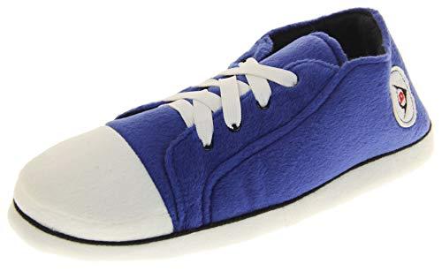 Dunlop Zapatillas de Estar por Casa Hombre Unisex Adulto Calzado Azul EU 44-45 (L)