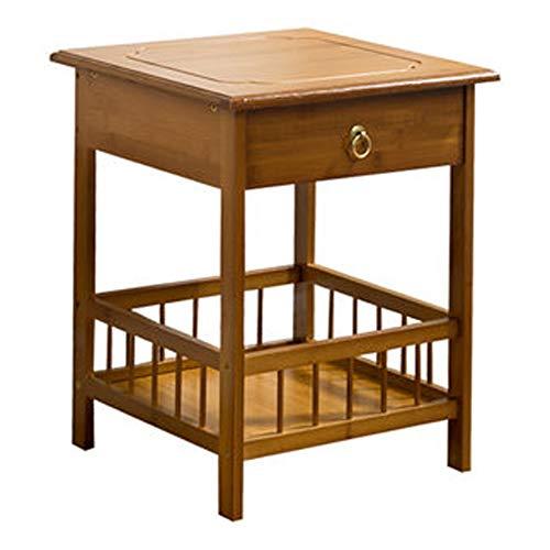 CLLC nachtkast-eenvoudige nachtkast-plank eenvoudige slaapkamer nachtkastje kleine kast opbergkast