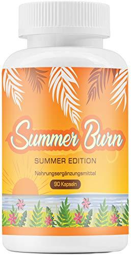 Summer Burn | FBURN | für Männer und Frauen | hochdosiert | 90 Kapseln (Summer Edition von Santa's Burn)
