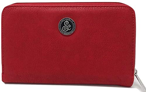 Savvycents Wallet (Red)