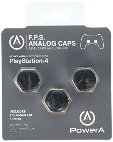 PowerA FPS ANALOG CAPS for PS4