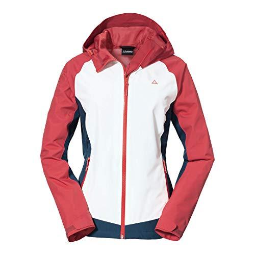 Schöffel Damen Jacket Wamberg L Jacke, Chrysanthemum, 38 EU