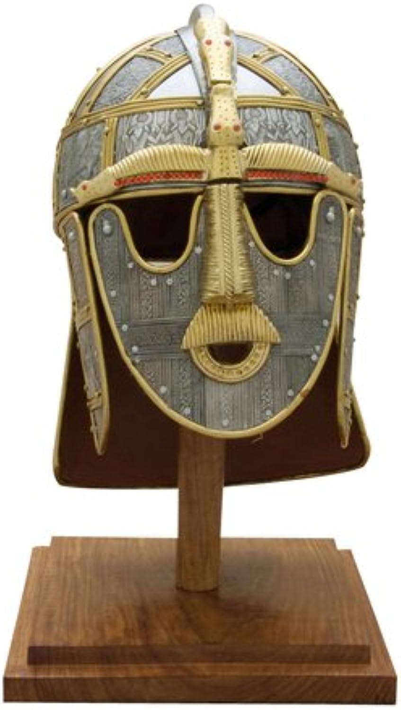 Helm der Angelsachsen, um 700 AD, Sutton Hoo