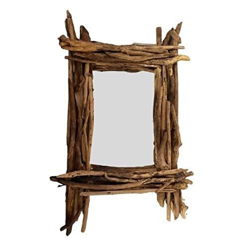 miroir bois flotte ikea