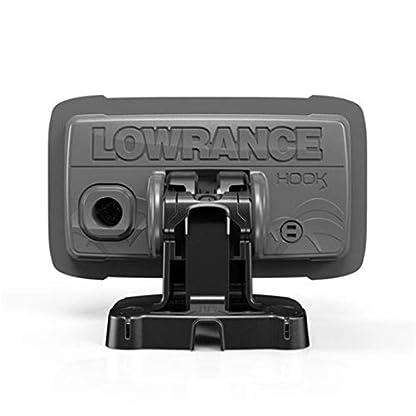 Lowrance Anschlüsse für Echolot