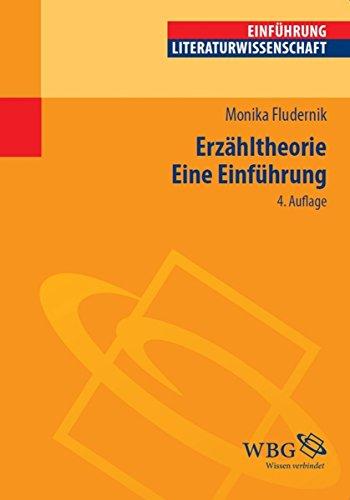 Erzähltheorie: Eine Einführung (Germanistik kompakt)