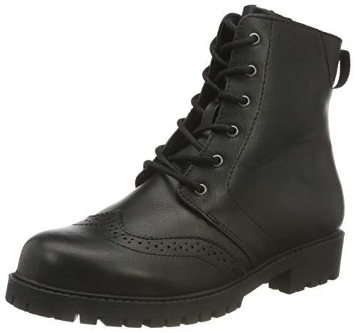 VERO MODA Damen VMGLORIANOMI Boots, Black Detail:Plain, 36 EU