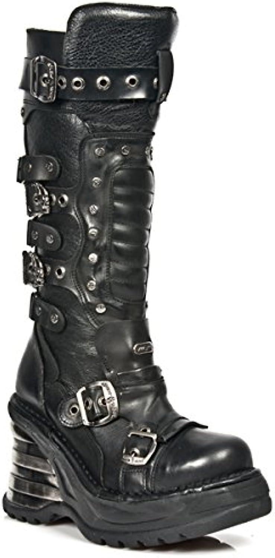 NEWROCK NR M.8353 S2 Black - New Rock Boots - Womens (41)