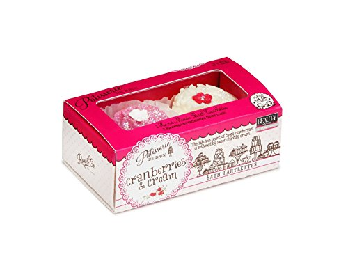 Patisserie De Bain Tartlette Duo Cranberries & crème (2 x 45 g)