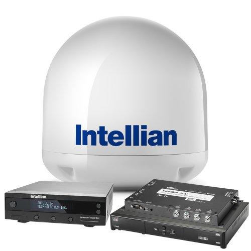 "Intellian i3 US System w/14.6"" Reflector, MIM Switch & DISH HD Receiver"