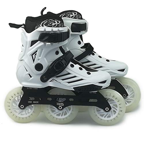 Best Prices! Small Lake Inline Skates 72-76-80mm or 3110mm Speed Inline Skates Roller Free Skating S...