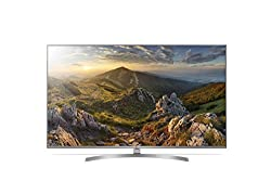 LG 65UK7550LLA 164 cm (65 Zoll) Fernseher (Ultra HD, Triple Tuner, 4K Active HDR, Smart TV)