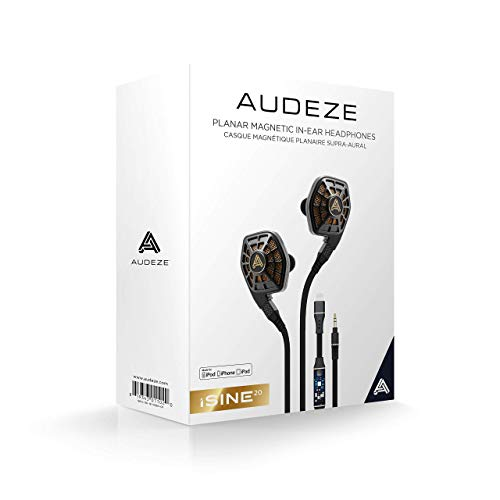 Audeze iSINE20 (with Standard Cable)