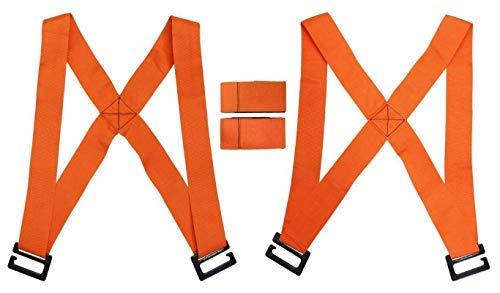 Home-Neat carrello elevatore dell'avambraccio di sollevamento cinghie Mobili Moving cinghia per sollevamento ingombranti Articoli