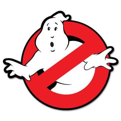 Ghostbusters Ghost Busters Vynil Car Sticker Decal - Select Size
