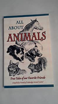 Paperback All about Animals Book