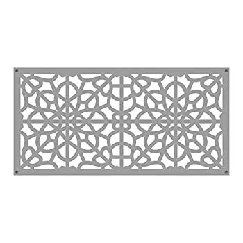 Barrette Outdoor Living 73004787 2X4-Fretwork Sheeting Clay