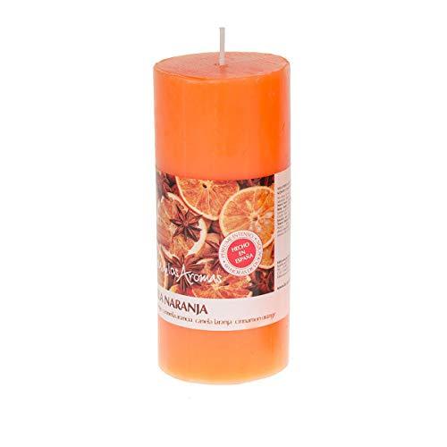 Vela Perfumada Canela-Naranja 400g