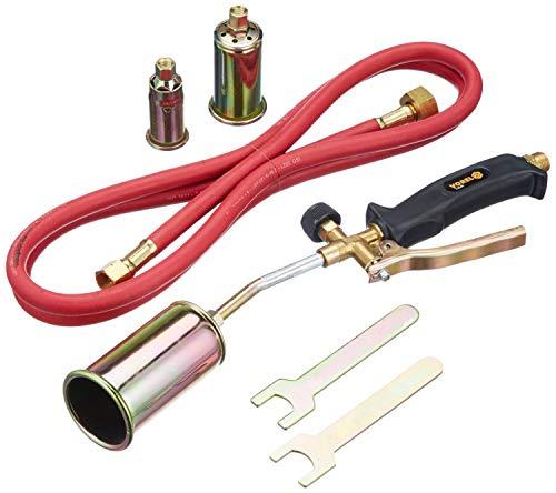 VOREL 73340 - techo de la antorcha de calefacción con quemadores 25-35-50mm