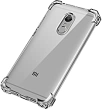 Dashmesh Shopping Shockproof Bumper Hybrid Back Cover Case For Xiaomi Redmi Note 4 [Bumper Corners with Air Cushion Technology]
