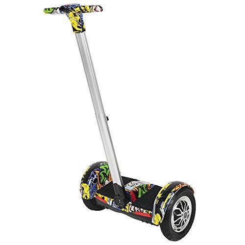 Huachaoxiang Incluso Equilibrio De Scooter Eléctrico, Hoverboards para Niños, Adulto, Cuerpo Humano,...