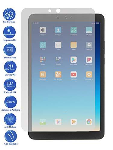 Todotumovil Protector de Pantalla Xiaomi Mi Pad 4 8 de Cristal Templado Vidrio 9H para Tablet