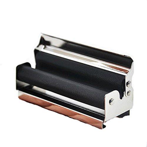 Kompakte Zigaretten Drehmaschine Dreher Perfekt für Unterwegs Passt in jede Tasche (schwarz)