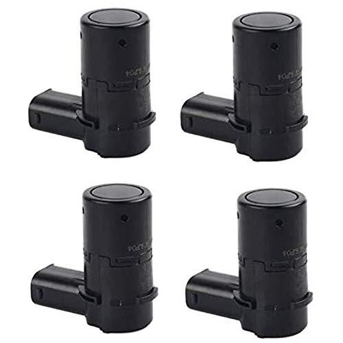 Heritan Sensor de Aparcamiento PDC para Coche de 4 Piezas 735393479 para 147156159166166 GT JTD Brera Lancia