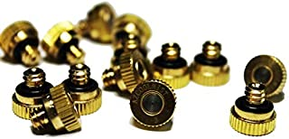 AZCOOLMIST Brass Mist Nozzles .006 /.15mm