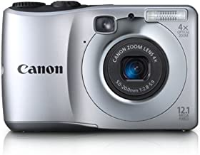 Canon Powershot  A1200 12.1 MP Digital Camera with 4x Optical Zoom (Silver) (OLD MODEL)
