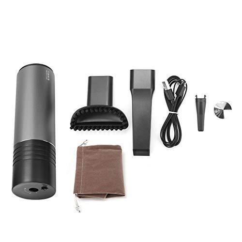 Yosoo Health Gear Aspiradora, Aspiradora de Mano, Coche portátil para el hogar(Grey, Pisa Leaning Tower Type)