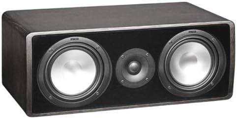 Canton Ergo 655 Center 2 5 Wege Bassreflex Center Kompaktlautsprecher 110 160 Watt Schwarz Audio Hifi