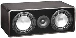 Canton Ergo 655 Center 2.5 Wege Bassreflex Center /Kompaktlautsprecher (110/160 Watt) schwarz