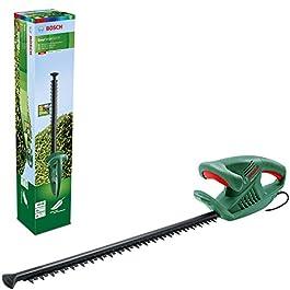 Bosch Home and Garden 0600847C02 Taille-Haies électrique Bosch-EasyHedgeCut (450W, Lames de 55cm, dans Un Emballage en Carton)
