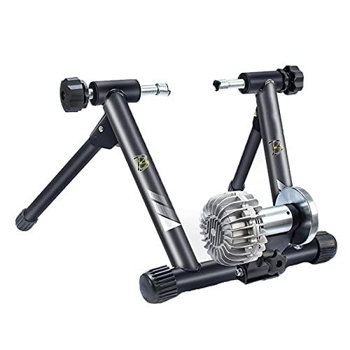Rodillo Bicicleta Soporte De Bicicletas Portátiles para Interiores, Un Entrenador De Bicicletas Que Puede Ser Montado por Los Padres, Perchero De Entrenamiento De Bicicletas En Interiores para Montar