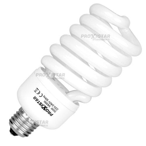 proxistar Spiral Tageslichtlampe 50W, 5400K, E27