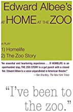 At Home at the Zoo: Homelife and the Zoo Story by Albee, Edward(October 25, 2011) Paperback