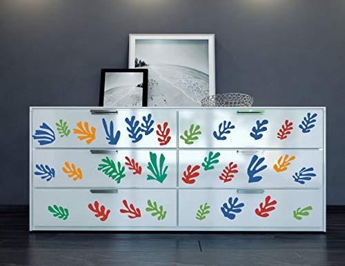 Meubelpatroon Geïnspireerd door Henri Matisse's