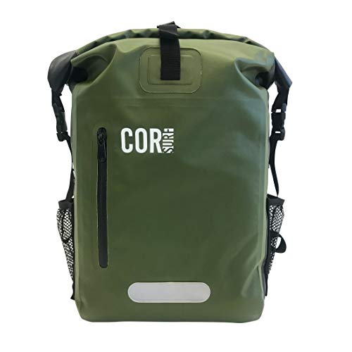 Cor Surf Waterproof Dry Bag Backpack 25L and 40L with Padded Laptop...